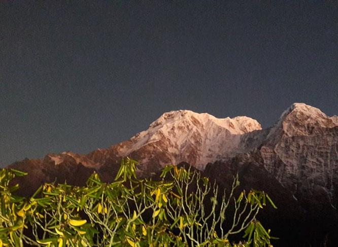 Khopra Trek Nepal - Mohare Danda