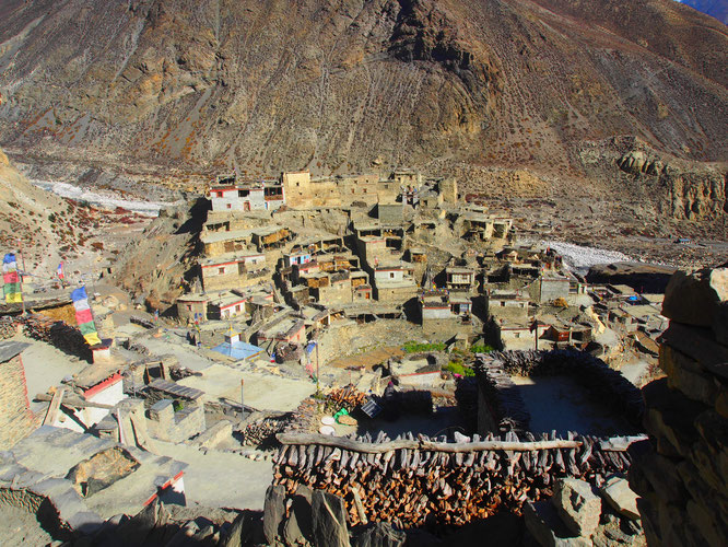 trek tour des annapurnas - trekking népal - trek au népal