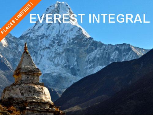 trek camp de base everest - lac Gokyo - trek au népal- trekking au népal