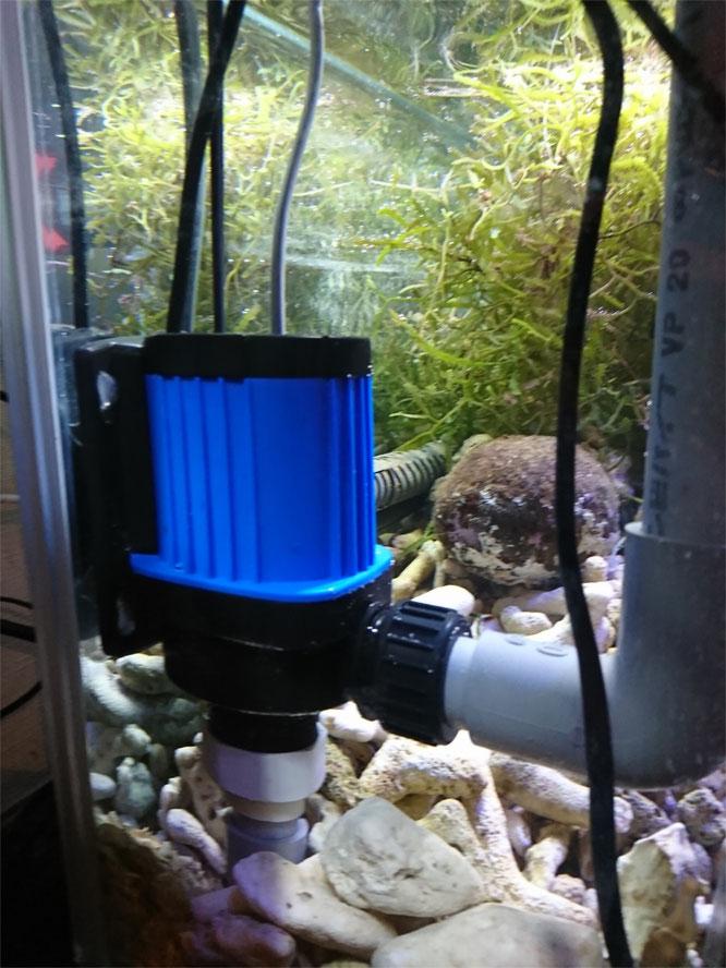 DEP-4000 水中ポンプ DCポンプ HSBAO