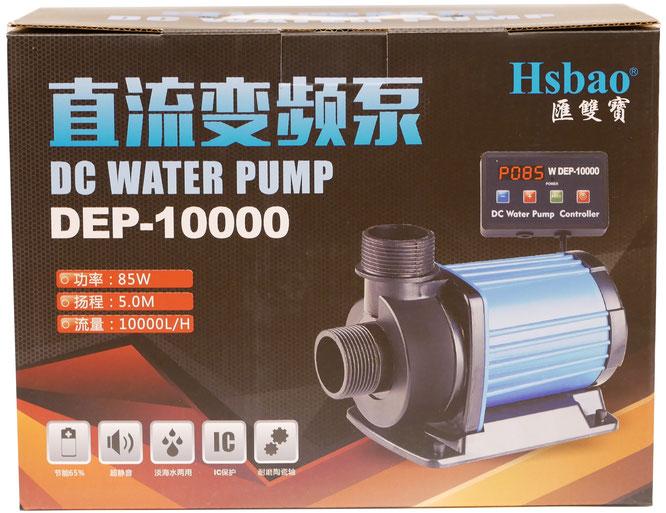 DEP-10000 HSABO 水中ポンプ 水陸両用ポンプ