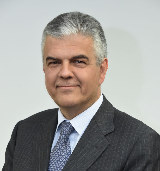Mr. Luigi Ferraris, CEO