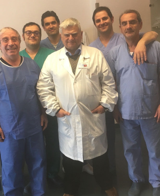 IL TEAM DI UROLOGIA