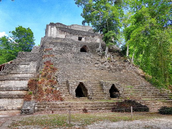 dzibanche-reiseblog-deutsch-camesawtravelled-rundreise-mexiko