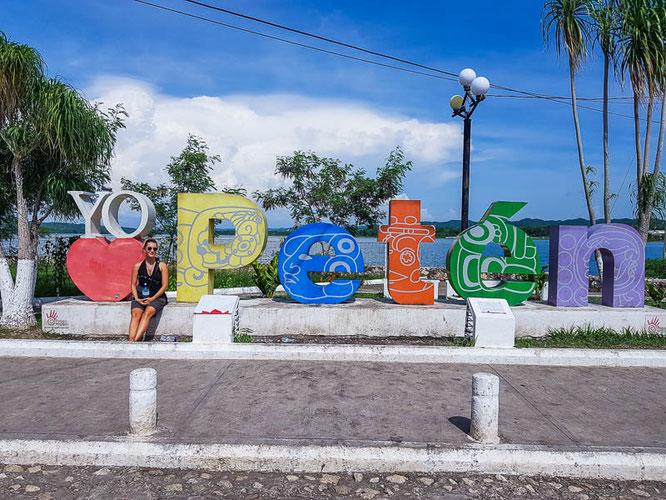 Petén ist das Bundesland Guatemalas, von dem Flores die Hauptstadt ist