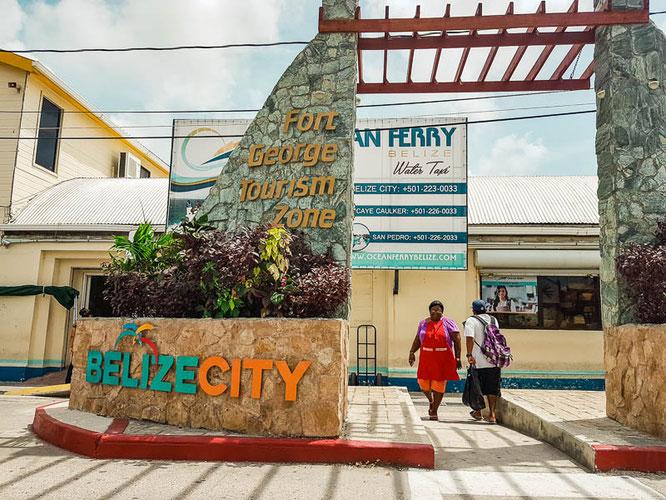 Belize City ist NICHT die Hauptstadt von Belize!-camesawtravelled-reiseblog