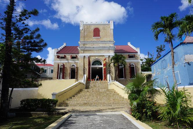Frederick Lutheran Church, Charlotte Amalie