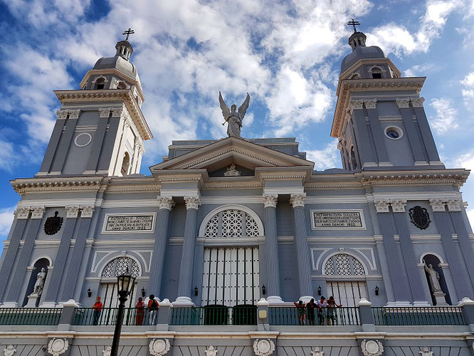 Kathedrale von Santiago de Cuba-came.saw.travelled-Reiseblog-Stefanie-Kuba-Trip-Sehenswürdigkeiten