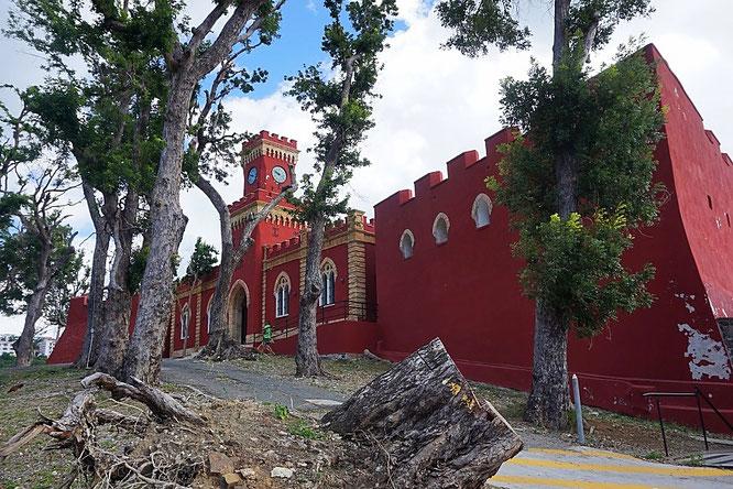 Fort Christian, Charlotte Amalie