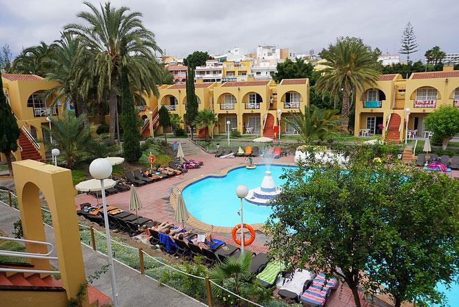 Apartments Tisalaya Park, Maspalomas, Gran Canaria