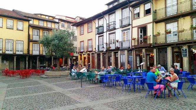Guimaraes, Portugal, Nordportugal, Minho