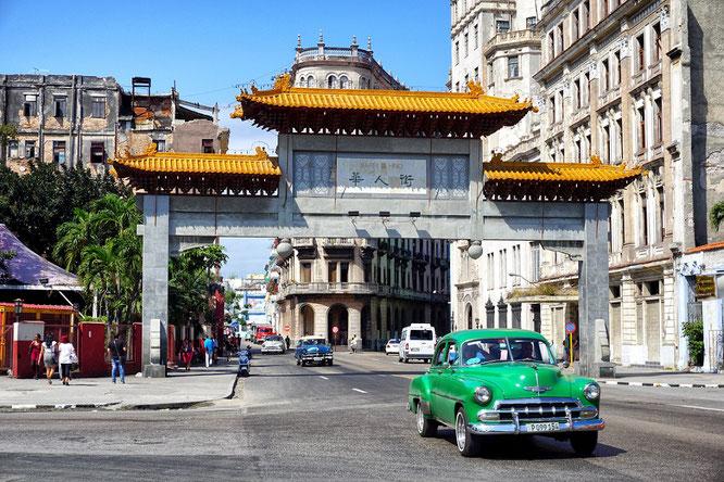 barrio chino havanna, cuba, kuba, habana