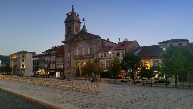 Guimaraes, Largo, Praca, Portugal, Minho