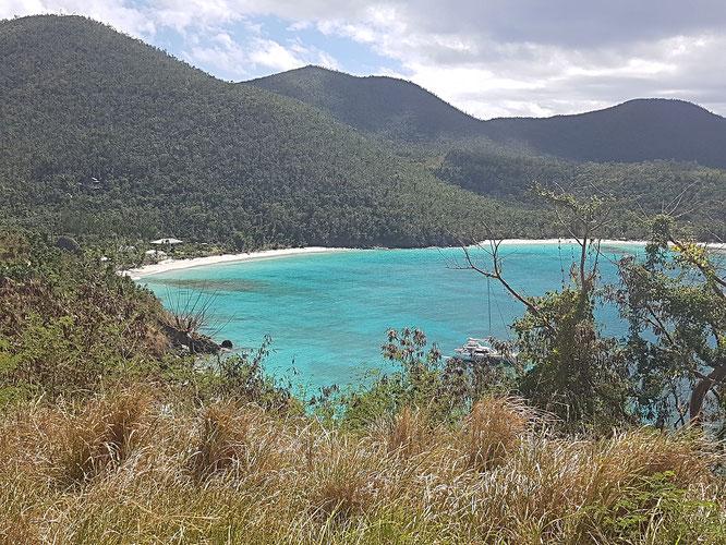 Hawksnest Beach, Dennis Bay - St.John
