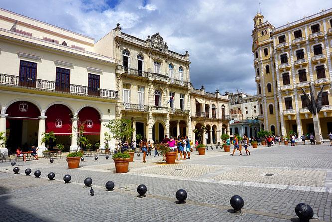 havanna, plaza vieja, la habana, kuba, cuba