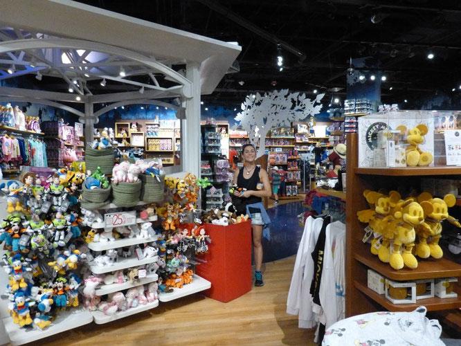 Der Disney Store im Bayside Marketplace