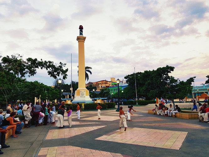 Plaza Marte, Santiago de Cuba