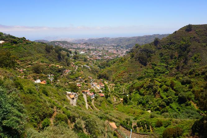 Die Berglandschaft rund um den Roque Nublo ist mehr als faszinierend, Gran Canaria