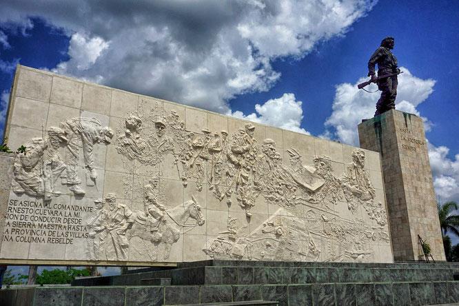 Che Guevara Monument, Santa Clara