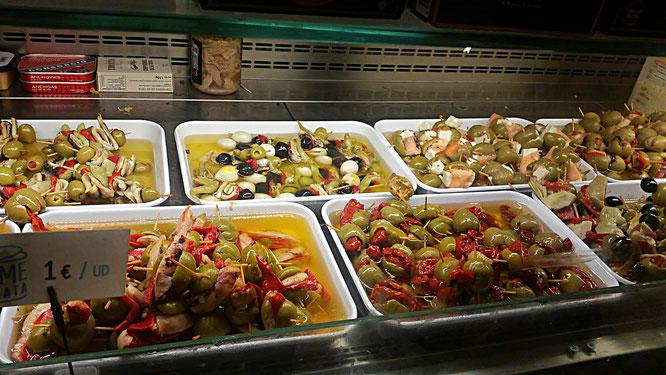 Mercado Lonja del Barranco, Sevilla, Seville, Spain, Spanien, Market, Markt