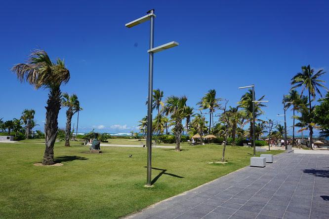 La Ventana al Mar Park, Condado, San Juan