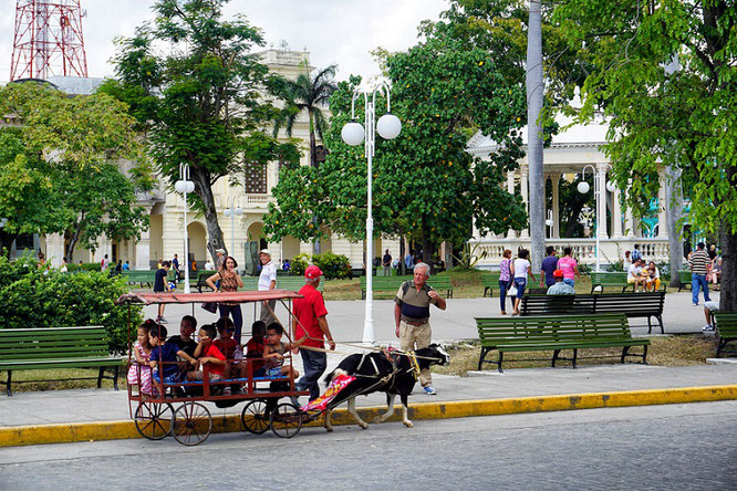 Parque Leoncio Vidal, Kuba, Cuba, Santa Clara