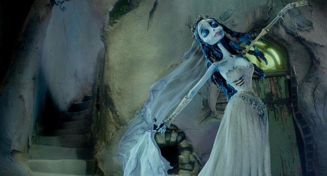 La sposa cadavere. Halloween - il blog di Pand