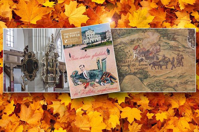 Fotos: Städtische Museen Zittau/pixabay.com