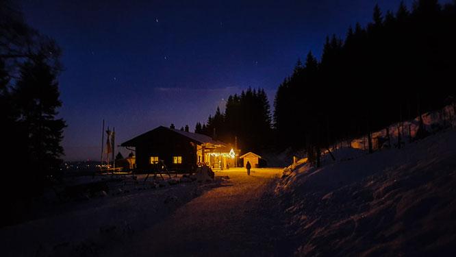 Drehhütte Schwangau Tegelberg Wanderung