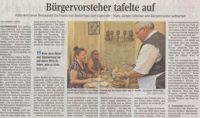 Segeberger Zeitung 03.09.2019