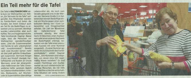 Segeberger Zeitung 23.12.2016