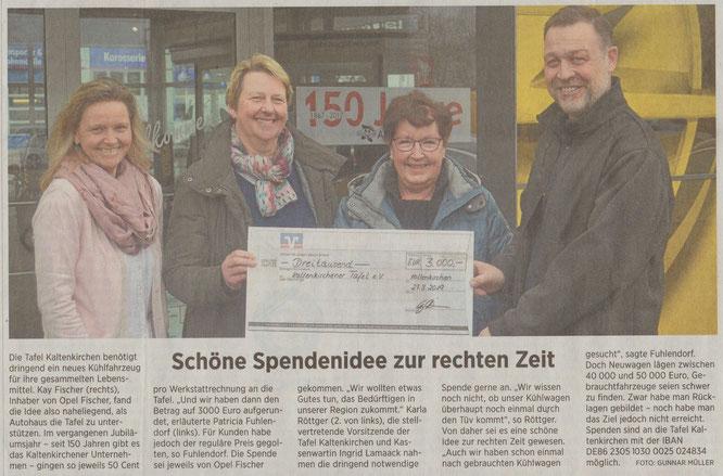 Segeberger Zeitung 28.03.2019
