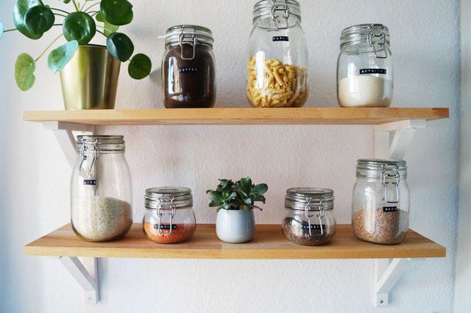 Günstige Küchenregale Selber Bauen - Mim Meets Minimalism