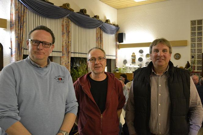 Neuer Vorstand der Gartenstadt Waltrop