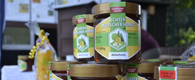 Waltroper Honig aus der Gartenstadt