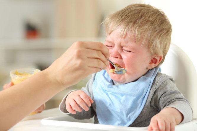 kurzes Zungenband Ernährungsprobleme Picky Eater DEFAGOR e.V.
