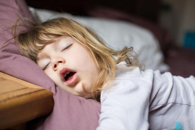 Schlafstörungen orale Restriktionen DEFAGOR e.V.