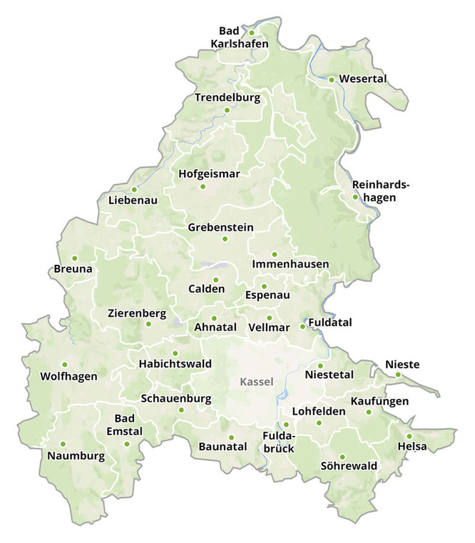 Fensterputzer Kassel und Landkreis Kassel