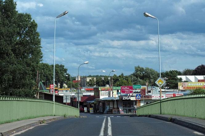 Polenmärkte Karte.Polenmarkt In Bad Muskau Das Etwas Andere Shopping Erlebnis
