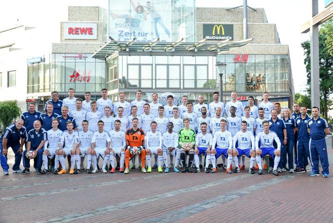 Team Niendorf Liga+U23 2015/2016