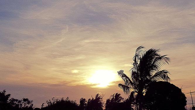 tramonto africano kenya