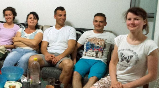 Дружеская встреча Свидетелей, Албания, 2016 год