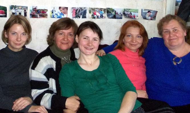 Встреча в Червене, Беларусь