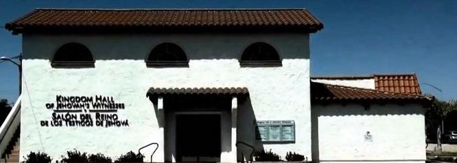 Зал Царства, в котором руководил старейшина Кампос