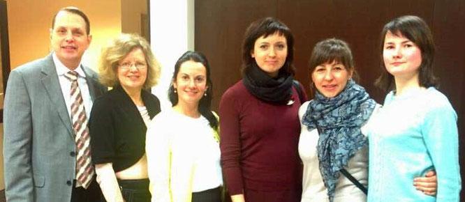 Посещение филиала в Варшаве, 2017 год