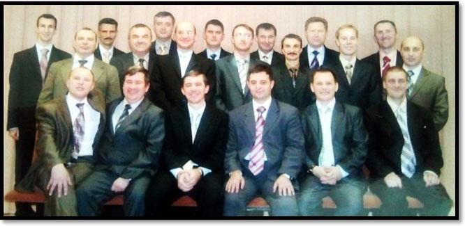 Школа для старейшин и служебных помощников, Сахалин, 2011 год
