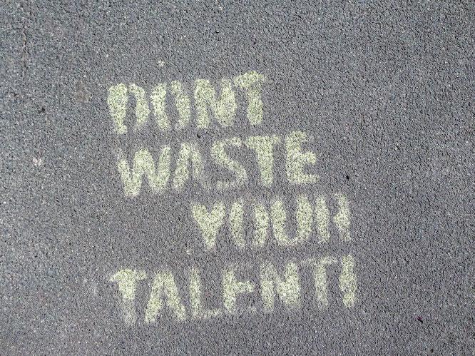 Talente erkennen