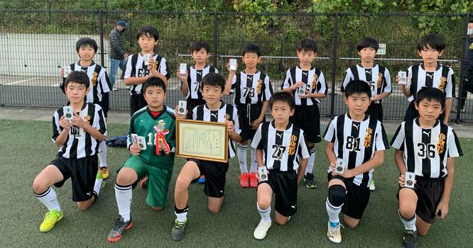 2020年 U-12サッカーリーグ in 千葉