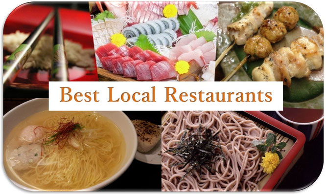 Best Local Restaurants