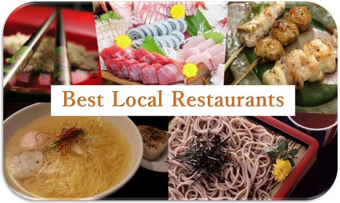 Best Local Restaurants